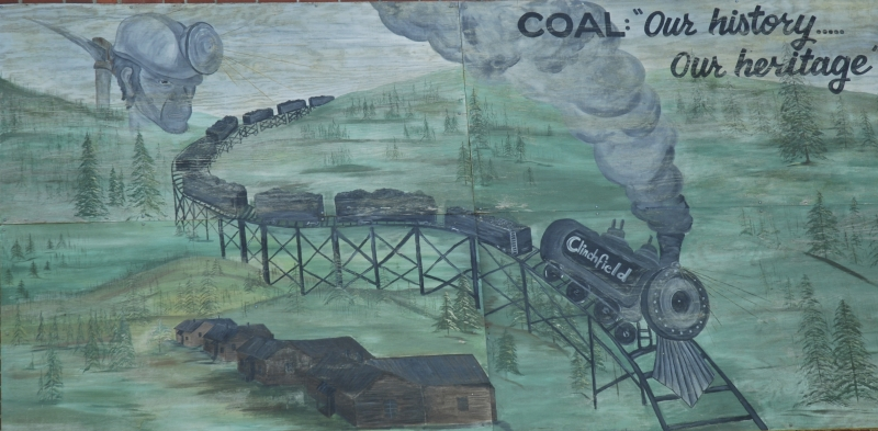 "Coal: ""Our history... our heritage"""